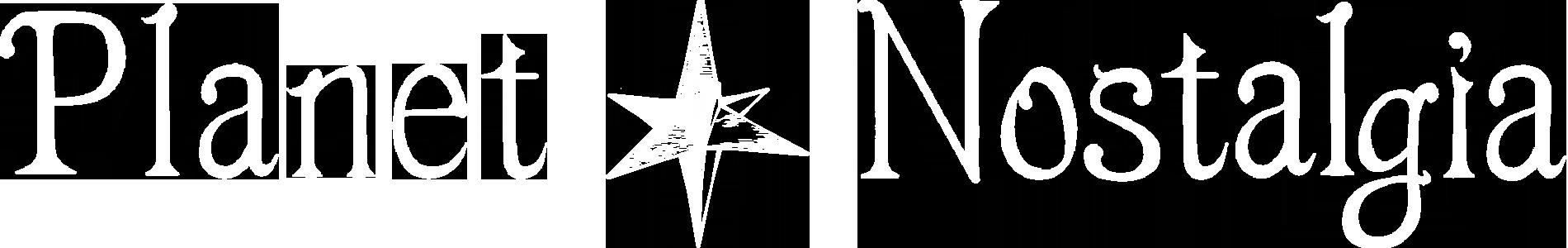 Planet Nostalgia ノスタルジックなアクセサリー